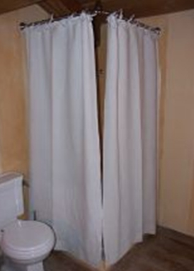 Tende impermeabili per doccia e vasca da bagno - TPM Meda